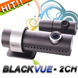 BlackVue WiFi DR550GW-2CH HD Wi-Fi GPS Car Camera Black Box Video DVR Recorder