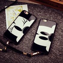 スーパーセール特価!!! iphoneケース スマホケース  Disneyディズニー iphone6 ケース iphone6 plus ケース iPhone5s ケース iPhone se ケース iphone6s ケース ソフト カバー ケース Mickey ミッキー Minnie ミニー ペア カップル アイフォン5/5s ソフトケース 男女兼用 カップル