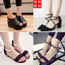 新作入荷 大人気サンダル SANDALS CLLECTION 素敵なハイヒール 美脚軽量 厚底 サンダル 激安 夏の靴 これからの季節に大人気シューズ 送料無料!フラットサンダル 女性レディースファッション靴