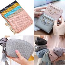 【Christmas Gift】★LOCAL SELLER★Korean Smart Card Holder mini cross bag/handbag/Coins Wallet