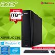 $399 ONLY!!!Acer Aspire XC-730 (J4205M41T) - Pentium J4205/4GB DDR3L/1TB HDD/Intel/DVDRW/Win10|1 Year Warranty|