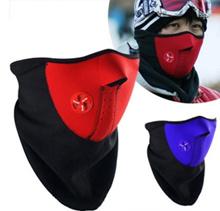 【お得な2枚セット】 スキーやスノボ。自転車で大活躍!保温・防寒に優れた防寒マスク