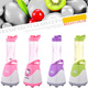 [Summer Hot]Portable Electric Juicer Fruit Juice Extractor Machine Personal Fruit Blender Baby Home Cooking Tools Cute Hello Kitty Design Best Gift