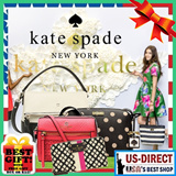 【kate spade】★CROSSBODY/WALLET★100% AUTHENTIC/FREE SHIPPING FROM USA ♥▨Christmas Gift▧♥