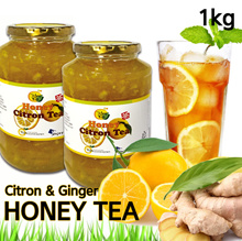 ♥CNY GIFT♥ In Singpore★1+1 Korean Honey Cirton Tea★1kg Big Size/Korean Food/Korean Drink/Korean Tea/Yuzu/Yujacha/Grapefruit Tea/Lemon Tea/Ginger Tea/Quince Tea 1+1 ice tea