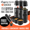 Wacaco Minipresso Coffee maker Handpresse Espresso Coffee machine Manual Espresso machine Portable t