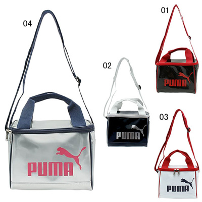 プーマ (PUMA) エナメル シャイニー D クーラーボックス 073295 [分類:クーラーバッグ]の画像