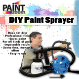 [CRAZY SALE]★New Paint Zoom DIY Paint Sprayer 3-Way Spray head Ultra Light★CUTS YOUR TIME and PAINT COST IN HALF★