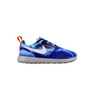 ナイキ (NIKE) ジュニア ローシ ワン プリント PSV(ディープロイヤルブルー×ホワイト×ユニバーシティゴールド) 749356-401 [分類:キッズ・子供靴 スニーカー]の画像