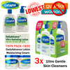 [Cetaphil] ★Cheaper than Watson and Guardian★  Gentle Skin Cleanser 3x 1litre★ DailyAdvance Lotion★