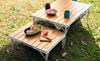 【365日出荷可能商品】 NEUTRAL OUTDOOR ニュートラルアウトドア 折りたたみキャンプテーブル NT-BT03 バンブーテーブル LL コンパクト レジャー アウトドア ピクニック キャンプ ありとあらゆる場面で活躍してくれる便利なテーブル。