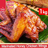 Honey 3 Joint Chicken Wings
