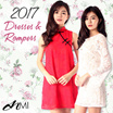 [NEW ARRIVALS] 2017 ONMI Dresses and Rompers