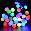40 LEDソーラー自動充電ライトストリングガーデンウェディングクリスマス屋外装飾