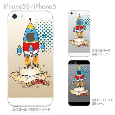 【iPhone5S】【iPhone5】【iPhone5sケース】【iPhone5ケース】【カバー】【スマホケース】【クリアケース】【クリアーアーツ】【アメコミ】 06-ip5s-ca0112の画像