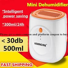 Mini Dehumidifier Home Electronic/noise<30db~~FAST SHIPPING