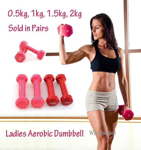 4 kg weights