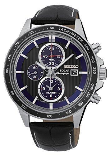 セイコー逆輸入モデルクロノグラフCHRONOGRAPHSSC437P1[海外輸入品]メンズ腕時計時計