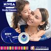 Nivea Creme 250ml/400ml Nivea Refreshing Soft Moiturising Creme W/Jojoba Oil (For moisturising smoothing and brightening skin)