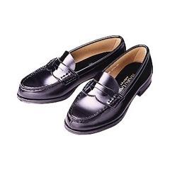 (B倉庫)HARUTA ハルタ 4514 レディース ローファー 通学 学生 靴 2Eの画像