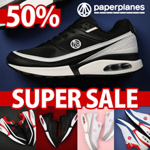 [Paperplanes] Made in Korea 👟Unisex Air Running Shoes👟 Athletic shoes / Running Shoes /
