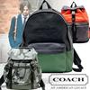 【COACH OUTLET】コーチ レザー メンズ リュック 特集【選べる6タイプ】