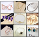 [ORTE] Restocked ★Bracelets ★Ear Rings★ Rings★ Many Designs ★Jewellery Fashion ★Costume Jewelry★Celebrity Jewellery ★SG Seller★