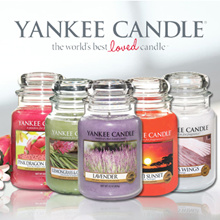APPLY 20% OFF COUPON! U.P. $42.90 YANKEE CANDLE Large Jar Candles NEW SCENTS!