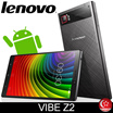Lenovo Vibe Z2 Smartphone / 32GB ROM / 2GB RAM / LTE / 5.5inch Display / Dual Sim / Quad Core / Black Color / Export Set with 6 Months Warranty