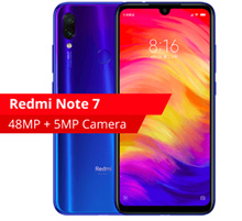 2019 Xiaomi Newest Flagship Redmi Note7 Smartphone 660 Octa Core 48MP Dual AI Cameras 6.3 19.5:9 Ful