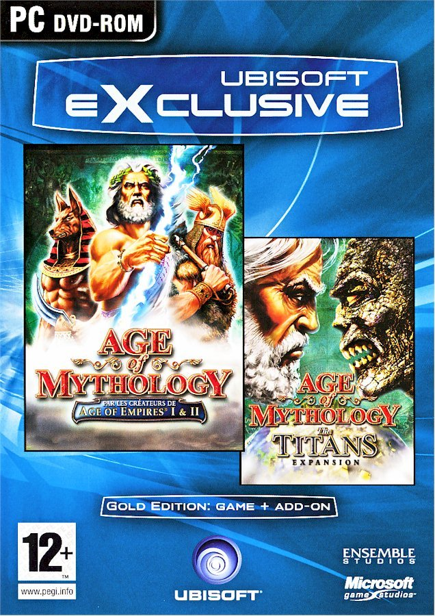 Age Of Mythology Gold Edition [PC]
