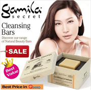 Best Price! Gamila Secret cleansing Experience Miracle smooth skin _body
