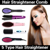 SG STOCK!!! 5 Type Hair Straightening comb ion comb straightening brush comb *Dafni*/S*straight