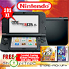 New Nintendo 3DS XL Bundled with 1 Choice of NEW Pokemon Sun or Moon. Special Bundled Rate with Shopitree Now! Free Crystal Casing + Screen Protector + 3DS USB Cable!!40 SETS.Apply Your Coupon Now!