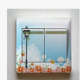 Qoo10 Diy Romantic Couples Color Switch Stickers