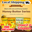 ◆ Event Price ◆ Honey Butter Almond ◆ korean food / Korea authentic / Honey butter chip