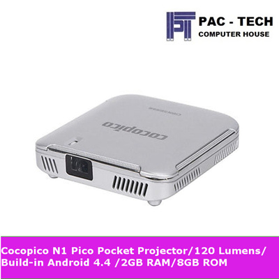 Qoo10 brand new cocopico n1 wvga dlp pico pocket for Miroir wvga dlp pico pocket projector