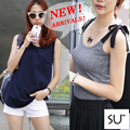 Only Today Sale!!!★ Sutiem Best Tops!!★4SV [Korea best product] Long sleeveless / PRINTING / button / sleeveless dress / Corrugated / fried / tunic / Ladies top
