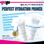 [BEAUTYMAKER]✮Perfect Hydrating Primer 水膜力妝前保濕凝露✮Hydrating Makeup Primer✮No More Dry and Cakey Look✮Conceal Large Pores✮Moisturizing✮Nourishing✮Softening✮Long Lasting✮Brightening✮