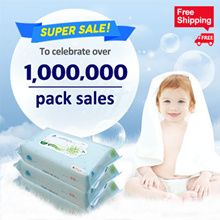 ◆72nd RESTOCK◆Jeju Wet Wipes/ NO.1 Wet Wipes in SG /Manufactured on SEP.28.2017