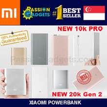 [CHEAPEST!]★100% Authentic Xiaomi★SG Shop 5000 10000 16000mAh 20000mah powerbank New Rose GOLD slim