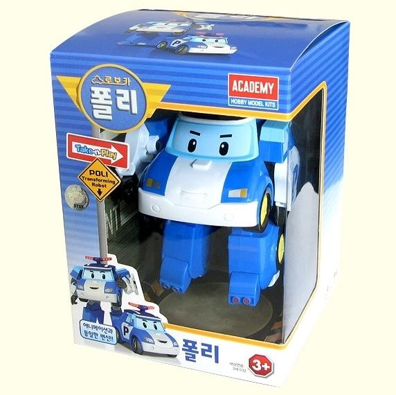Qoo10 robocar poli kids toy car korean animation character poly toys - Radio car poli ...