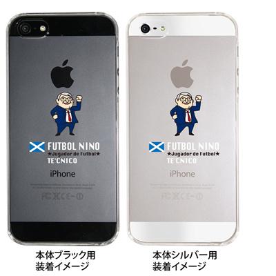 【スコットランド】【iPhone5S】【iPhone5】【サッカー】【iPhone5ケース】【カバー】【スマホケース】【クリアケース】 ip5-10fca-02の画像