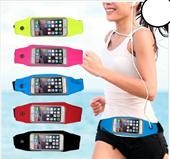 Tas Pinggang Olahraga / Waterproof Waist Sport Bag Universal for Smartphone