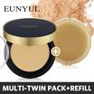 [EUNYUL] Multi-Twin Pack / うるつる肌を実現するツインパクト / 持続性UP / 紫外線カット効果 SPF50+PA+++ / 正規品 12g + リフィル 12g /