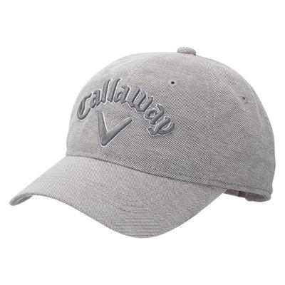 キャロウェイ (Callaway) CG Style Cap Womens 15JM(シージースタイルキャップウィメンズ)グレー 5215403 [分類:ゴルフ 帽子・キャップ (レディース)]の画像