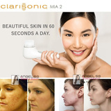 [LIMITED OFFER]  Clarisonic Cleansing System Mia2 Skin care brush/Hot Item!! Direct Import from USA - Authenticity Guaranteed [3 Months Local Warranty]