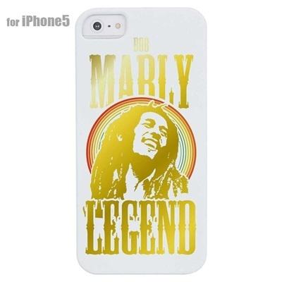 【iPhone5S】【iPhone5】【レゲエ】【iPhone5ケース】【カバー】【スマホケース】【BOB MARLEY】 ip5-08-j0010の画像