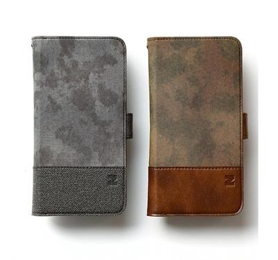 ≪docomo≫ GALAXY S5 SC-04F/≪au≫ GALAXY S5 SCL23スマホケース スマホカバーギャラクシー GALAXY S5 Diary /★Zenus Camo Money Clip Case Diary(カモ マネー クリップ ダイアリー)の画像