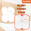 [$4/$14 OFF!] JAPAN TUMMY SLIMMING TECH [Spopad Power 4] Help you exercise tummy!